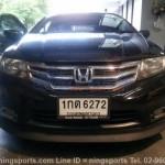 ลิ้นหน้าซิ่ง Honda City 2012 ทรง N Speed