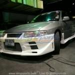 ชุดแต่งรอบคัน Mitsubishi Lancer CK ทรง Valdie ผสม EVO6