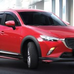 ชุดแต่งรอบคัน Mazda CX-3 ทรง Racing Concept