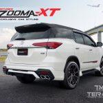 fortuner 2015 trd sportivo vazooma xt