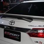 สปอยเลอร์ Toyota Altis 2014 ทรง Esport