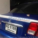 สปอยเลอร์ Honda Civic Dimension ทรงแนบ RS
