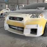 ชุดแต่งรอบคัน Toyota Vios 03 ทรง Super GT