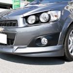 ชุดแต่งรอบคัน Chevrolet Sonic 5D ทรง R1