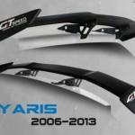 สปอยเลอร์ GT Speed สำหรับ Yaris 06-12