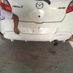 ดิฟฟิวเซอร์หลัง Mazda2 5D