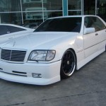 ชุดแต่งรอบคัน Mercedes-Benz W140 ทรง Fabulous