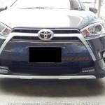 ชุดแต่งรอบคัน Toyota Yaris 2014 ทรง TD 2016 Style