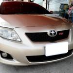 กระจังหน้า Toyota New Altis 08 ทรง RS