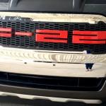 กระจังหน้า Ford Ranger T6 2015