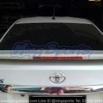 สปอยเลอร์ Toyota New Vios 2013 ทรง TRDD V.3