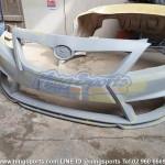 ชุดแต่งรอบคัน Toyota Altis 10 K-Break V.2