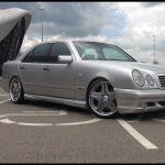 ชุดแต่งรอบคัน Benz W210 ทรง AMG