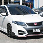 ชุดแต่งรอบคัน Honda City 08-12 ทรง Type-R 2015
