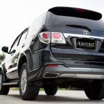 ชุดแต่ง fortuner champ amotriz