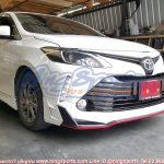 ชุดแต่งรอบคัน Toyota New Vios 2017 ทรง Drive68