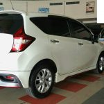 ชุดแต่ง Nissan Note RS LIMITED