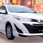 ชุดแต่งรอบคัน Toyota Yaris Ativ ทรง BBM