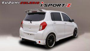 สปอยเลอร์ Celerio ทรง Sportz
