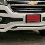 ลิ้นหน้า Chevrolet Colorado 2016 ทรง AOS