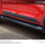 ชุดแต่งรอบคัน Toyota Hilux Revo 2018 ทรง Extremer