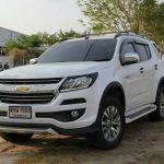 ชุดแต่งรอบคัน Chevrolet Trailblazer 2016 ทรง Apollo