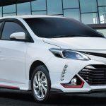 ชุดแต่งรอบคัน Toyota New Vios 2017 ทรง IDEO Speed