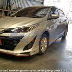 ชุดแต่งรอบคัน Toyota Yaris 2017 ทรง Drive68