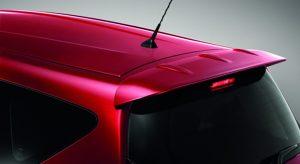 สปอยเลอร์ Nissan Note ทรง OEM