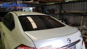 สปอยเลอร์แนบ Nissan Teana J32 MC ทรง Ativus