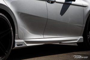 ชุดแต่งรอบคัน Toyota Camry 2018 ทรง Tithum