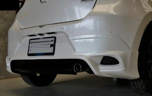 ชุดแต่งรอบคัน Mazda2 2015 Skyactiv 5D ทรง Autoexe