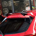 สปอยเลอร์ Mazda2 2015 Skyactiv 5D ทรง Autoexe
