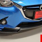 ชุดแต่งรอบคัน Mazda2 2015 Skyactiv ทรง Spirit-R