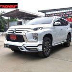 ชุดแต่งรอบคัน Mitsubishi Pajero Sport 2019 ทรง Rider V.2