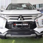 ชุดแต่งรอบคัน Mitsubishi Pajero Sport 2019 ทรง Z-I