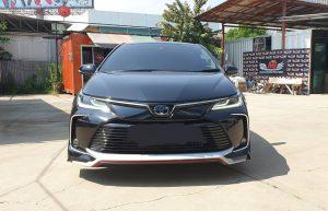 ชุดแต่งรอบคัน Toyota Altis 2019 ทรง Rider