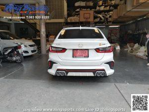 ชุดแต่งรอบคัน Honda City 2020 ทรง TP-S
