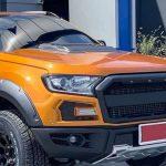 ชุดแต่งรอบคัน Ford Ranger T6 2015 ทรง Spider