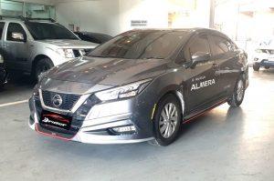 ชุดแต่งรอบคัน Nissan Almera 2020 ทรง Rider
