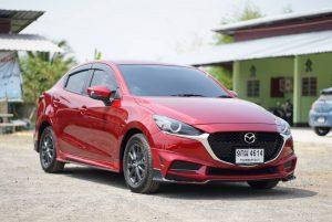 ชุดแต่งรอบคัน Mazda2 2020 ทรง Matrix2