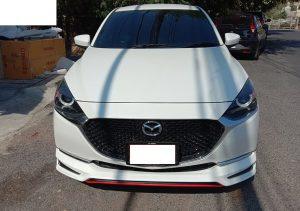 ชุดแต่งรอบคัน Mazda2 2020 ทรง PSD