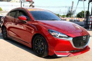 ชุดแต่งรอบคัน Mazda2 2020 ทรง Rider