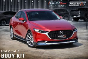 ชุดแต่งรอบคัน Mazda 3 2019 ทรง IDEO