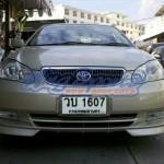 ชุดแต่งรอบคัน Toyota Altis ทรง Dream Speed