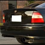 สปอยเลอร์ Honda Accord 94-96 ทรงแนบ Ducktail