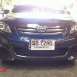 ชุดแต่งรอบคัน Toyota New Altis 08 ทรง V.4 (SRV)