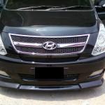 ชุดแต่งรอบคัน Hyundai H1 ทรง WALD