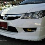 ชุดแต่งรอบคัน Honda Civic FD 09 ทรง WALD