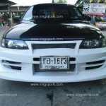 กันชนหน้า Toyota Corolla AE100 ทรง Damd